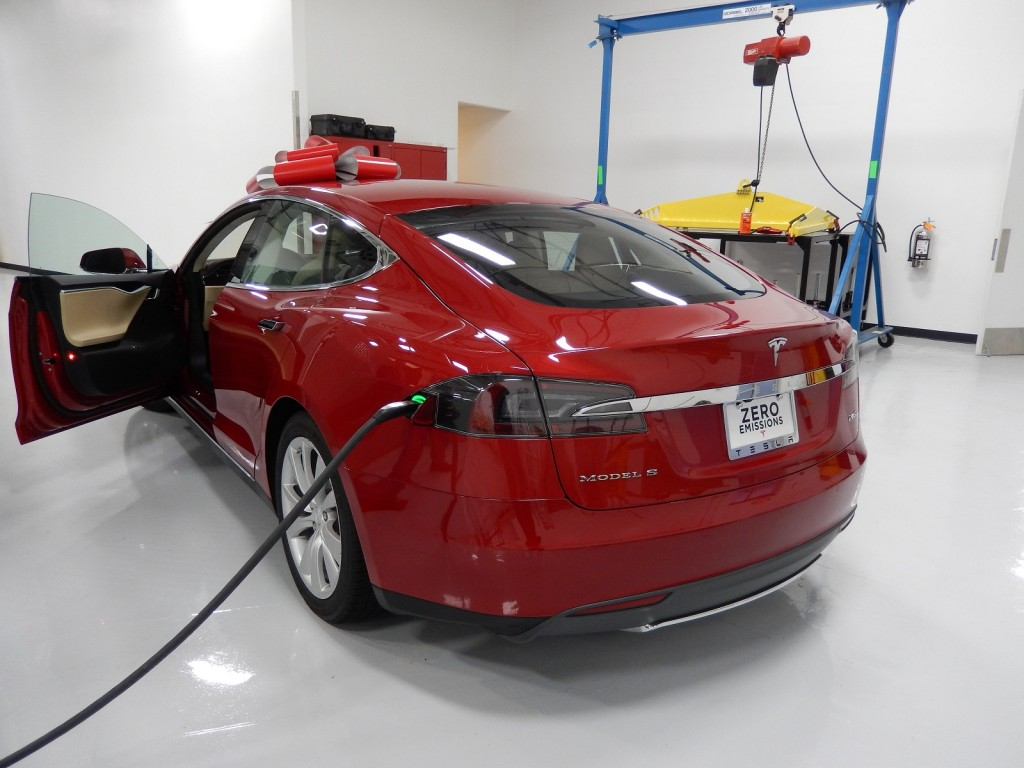 Consumer Reports: Tesla Model S 'Best Overall' Again In 2015