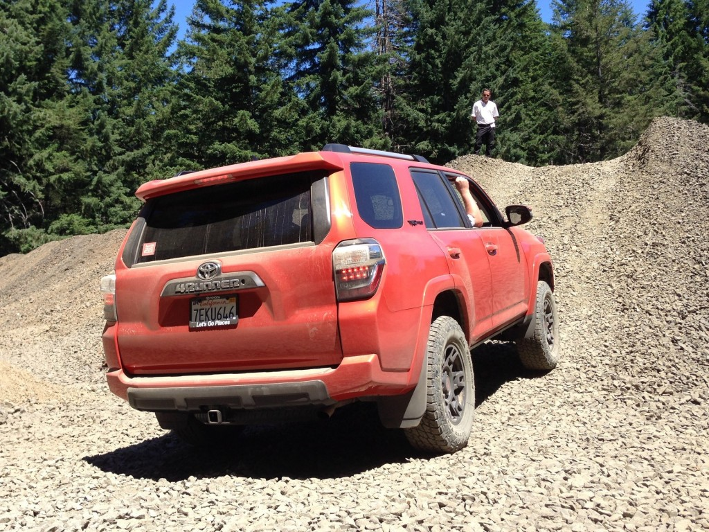 image 2015 toyota trd pro 4runner quick drive july 2014 size 1024 x 768 type gif posted. Black Bedroom Furniture Sets. Home Design Ideas