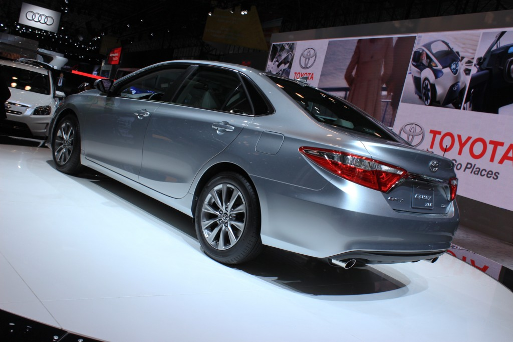 Image 2015 Toyota Camry 2014 New York Auto Show Size