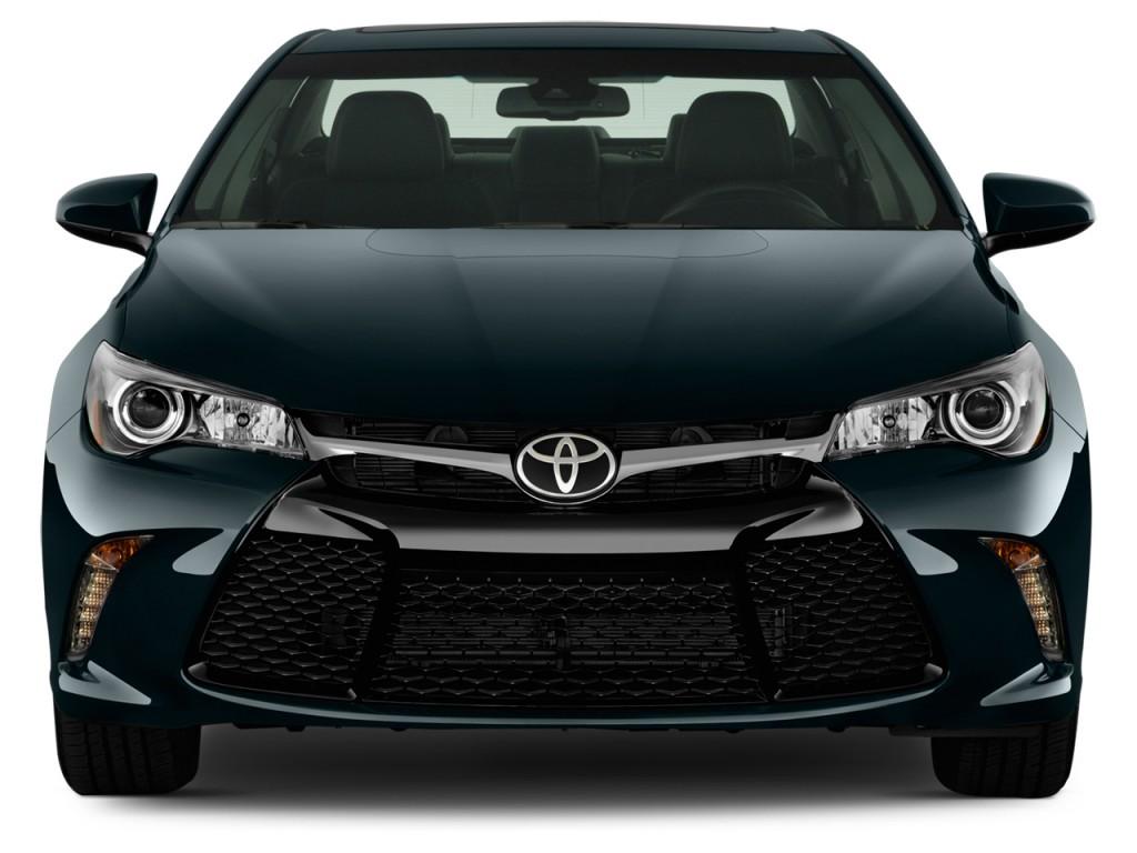 2016 Toyota Sienna Se >> Image: 2015 Toyota Camry 4-door Sedan I4 Auto SE (Natl