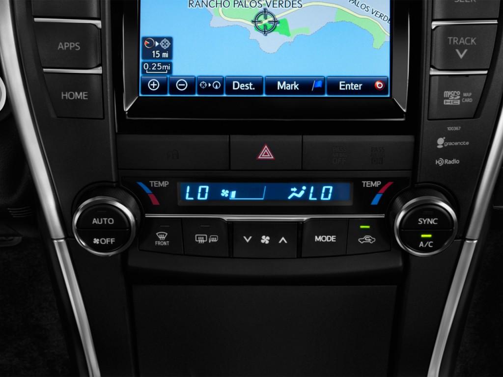 Image 2015 Toyota Camry 4 Door Sedan I4 Auto Se Natl