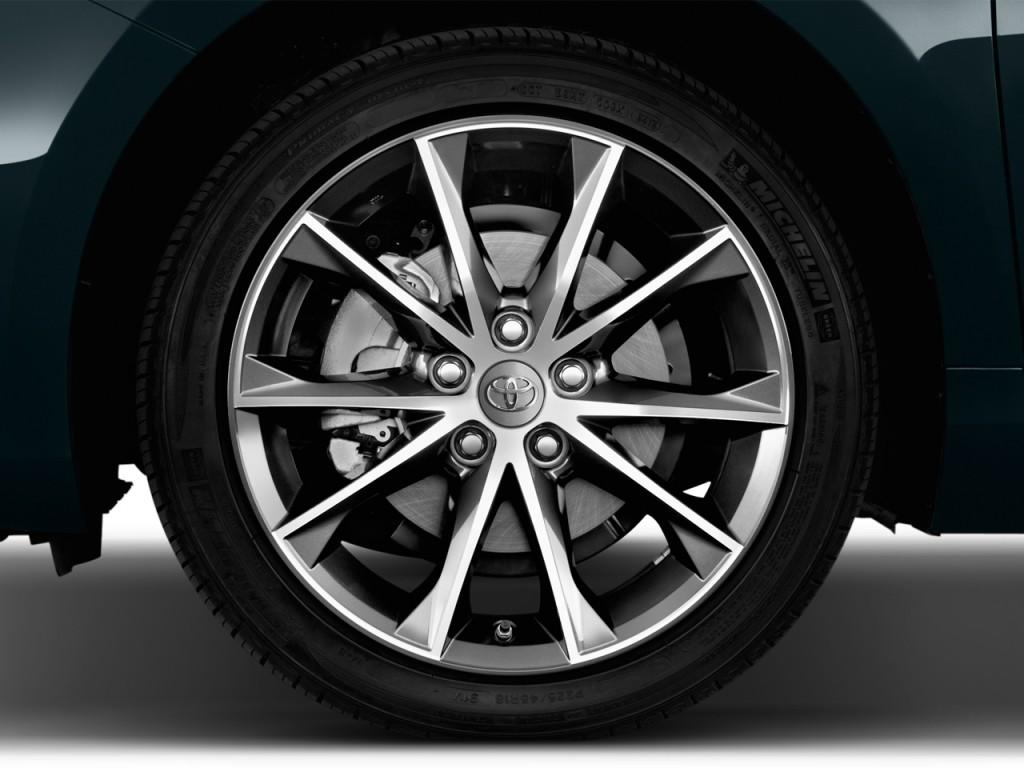 2007 Toyota Camry Se >> Image: 2015 Toyota Camry 4-door Sedan I4 Auto SE (Natl ...