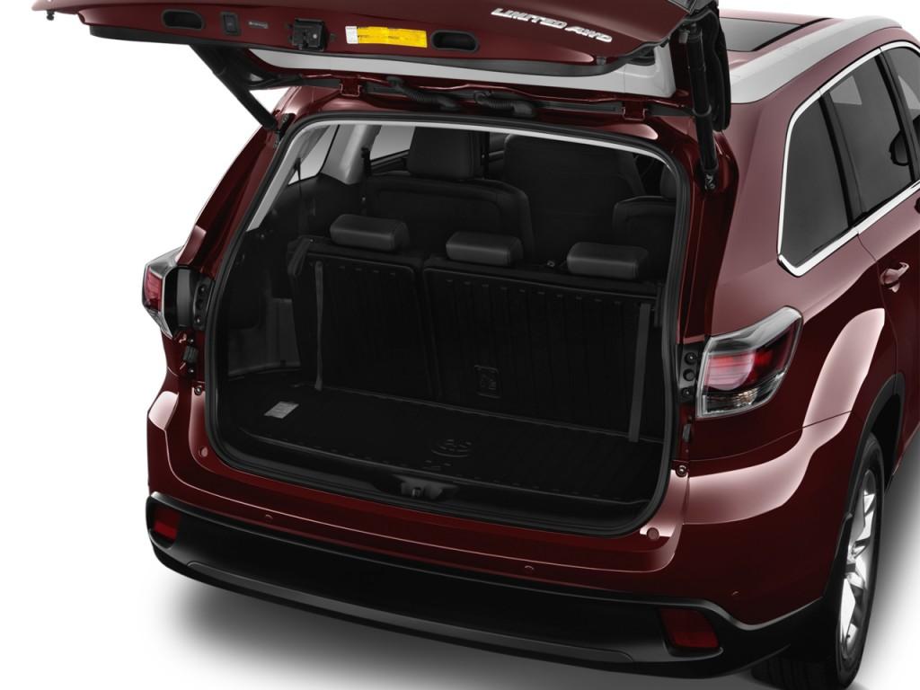 image 2015 toyota highlander fwd 4 door v6 limited platinum natl trunk size 1024 x 768. Black Bedroom Furniture Sets. Home Design Ideas