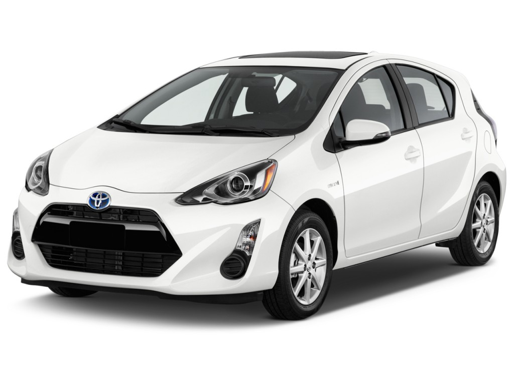 2017 Toyota Prius C Review Ratings Specs Prices And Photos The Car Connection