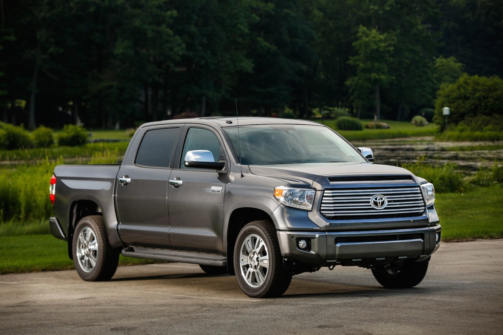 2015 Toyota Tundra Review, Ratings, Specs, Prices, and
