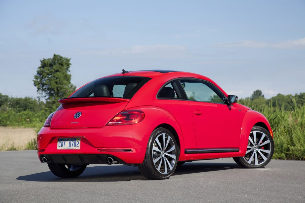 2017 Volkswagen Beetle Vw Review Ratings Specs Prices And Photos The Car Connection
