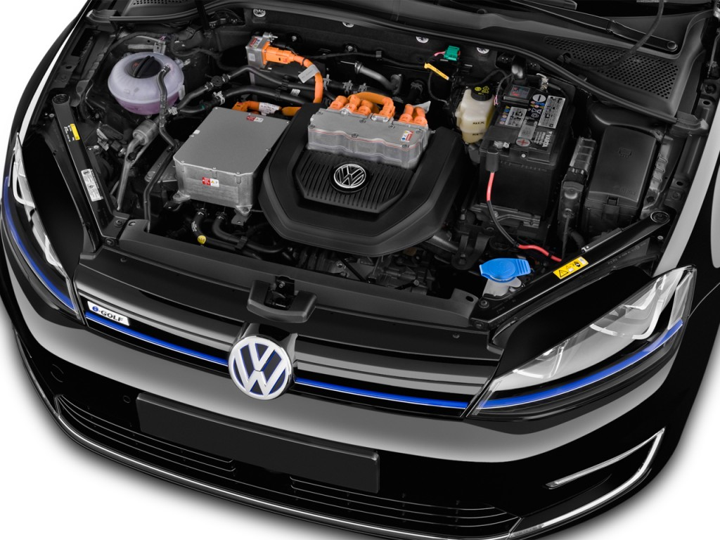 image 2015 volkswagen e golf 4 door hb sel premium engine. Black Bedroom Furniture Sets. Home Design Ideas