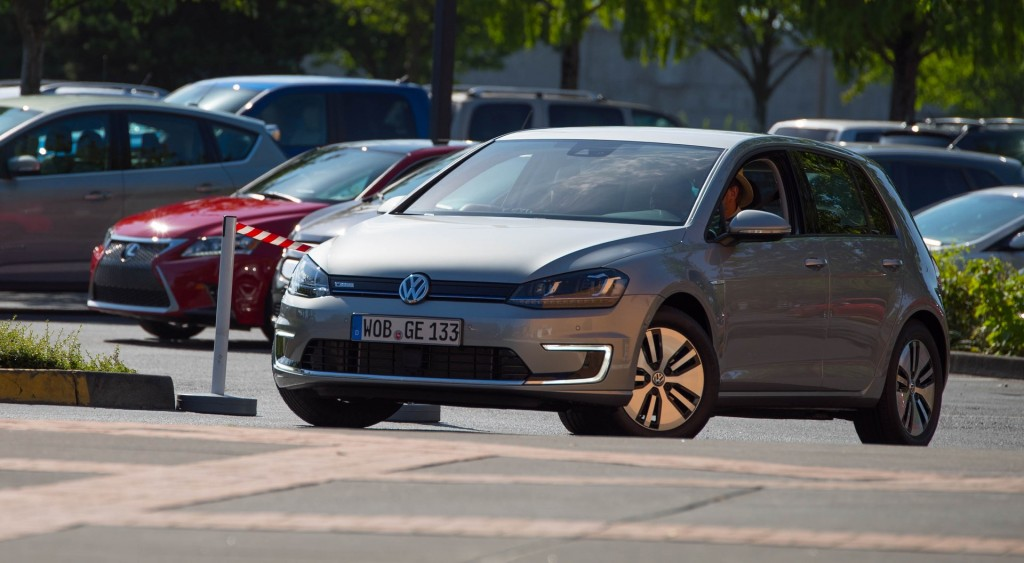 2015 Volkswagen e-Golf Priced—At Nearly Twice The Cost Of Gas Version