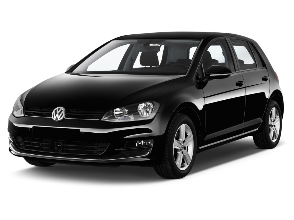 image 2015 volkswagen golf 4 door hb auto tsi se angular front exterior view size 1024 x 768. Black Bedroom Furniture Sets. Home Design Ideas