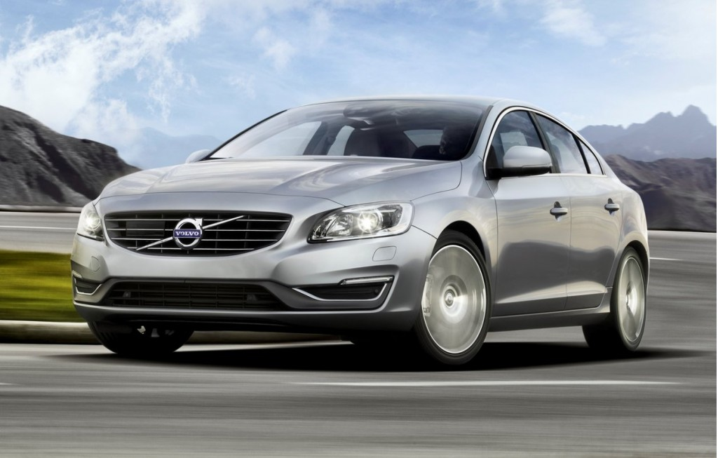 2015 Volvo S60 Review Ratings Specs Prices And Photos The Car Connection