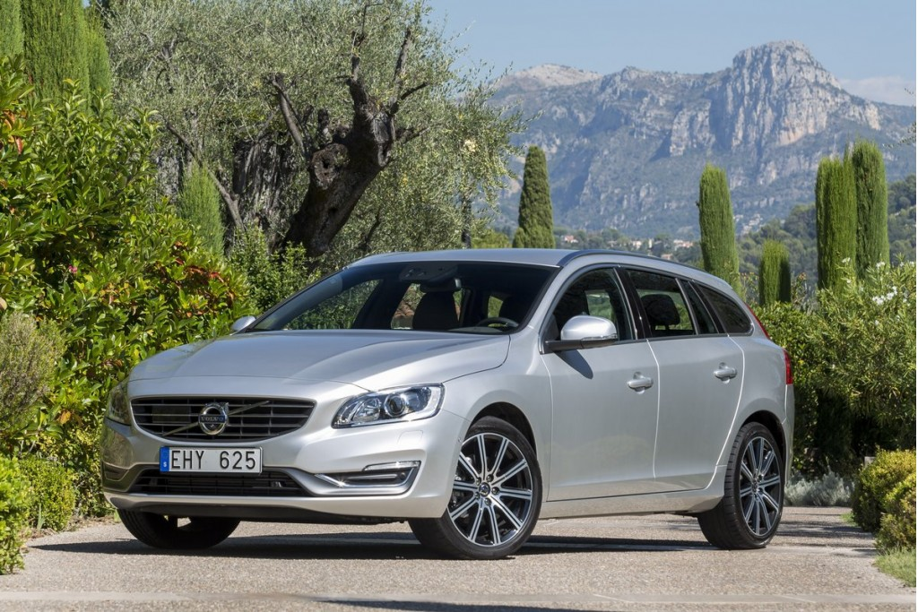 2015 Volvo V60, Carbon Fiber Sports Car, January Sales: Whatu0027s New @ The Car  Connection