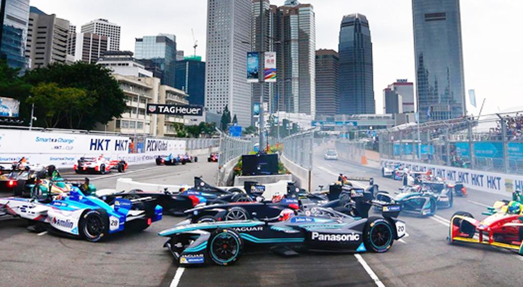 Lackluster Start For Jaguar In Formula E