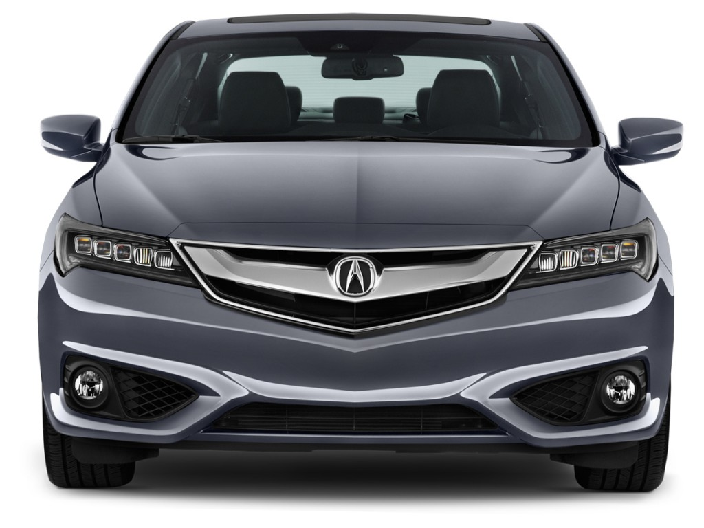 Image 2016 Acura Ilx 4 Door Sedan W Premium A Spec Pkg