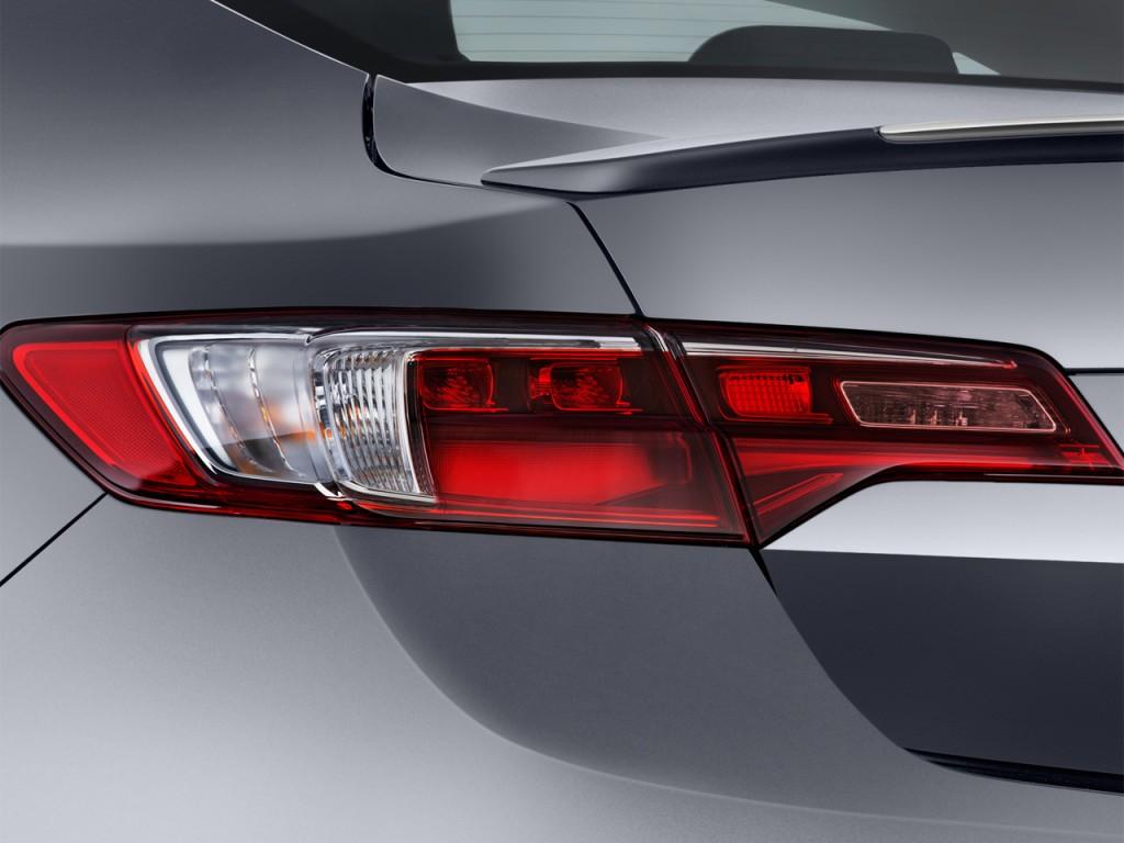 Image: 2016 Acura ILX 4-door Sedan w/Premium/A-SPEC Pkg ...