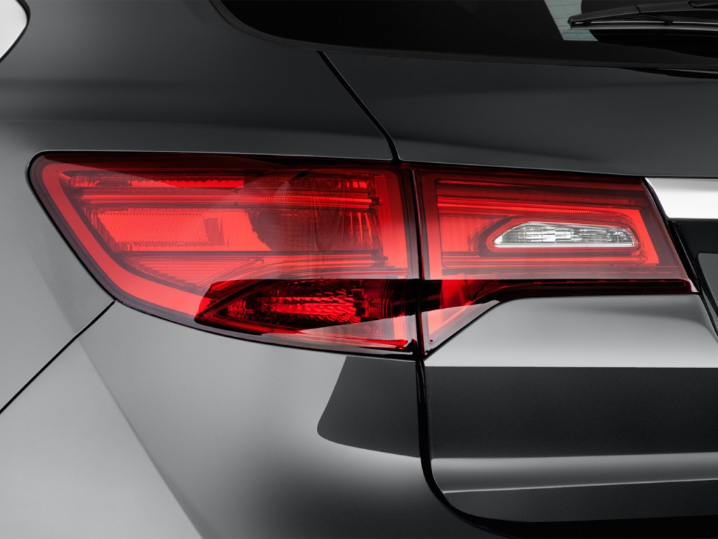 Image: 2016 Acura MDX FWD 4-door w/Tech Tail Light, size ...