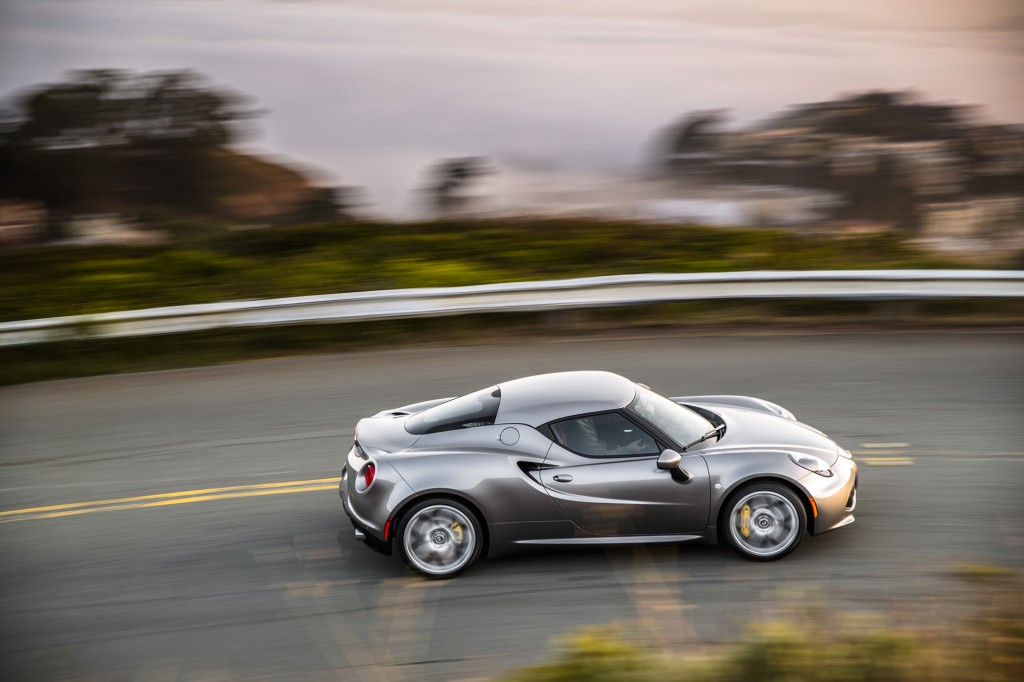 2016 Alfa Romeo 4c Review Ratings Specs Prices And Photos The Car Connection