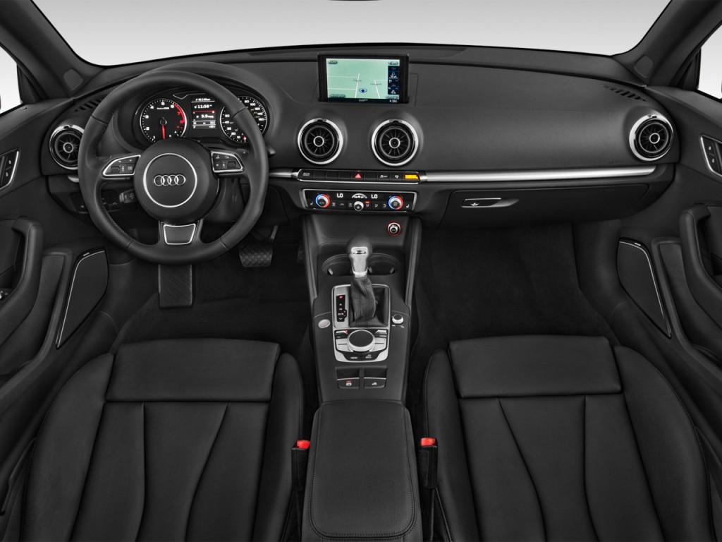 image: 2016 audi a3 2-door cabriolet fwd 1.8t premium dashboard