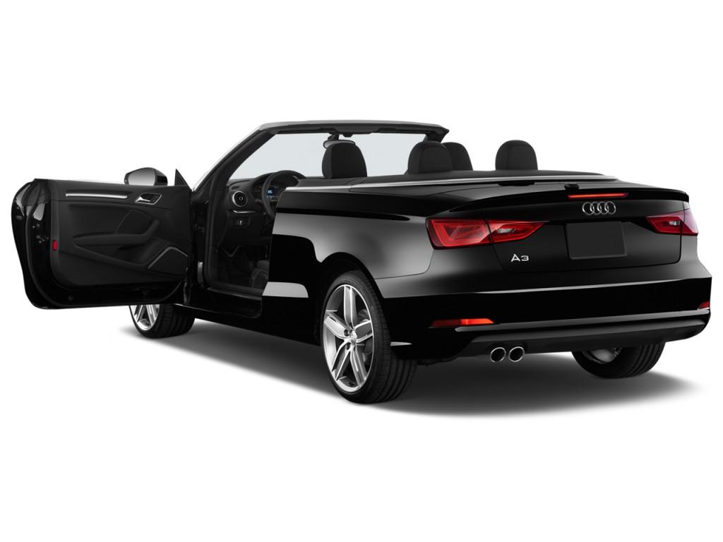 Image 2016 Audi A3 2 Door Cabriolet Fwd 1 8t Premium Open