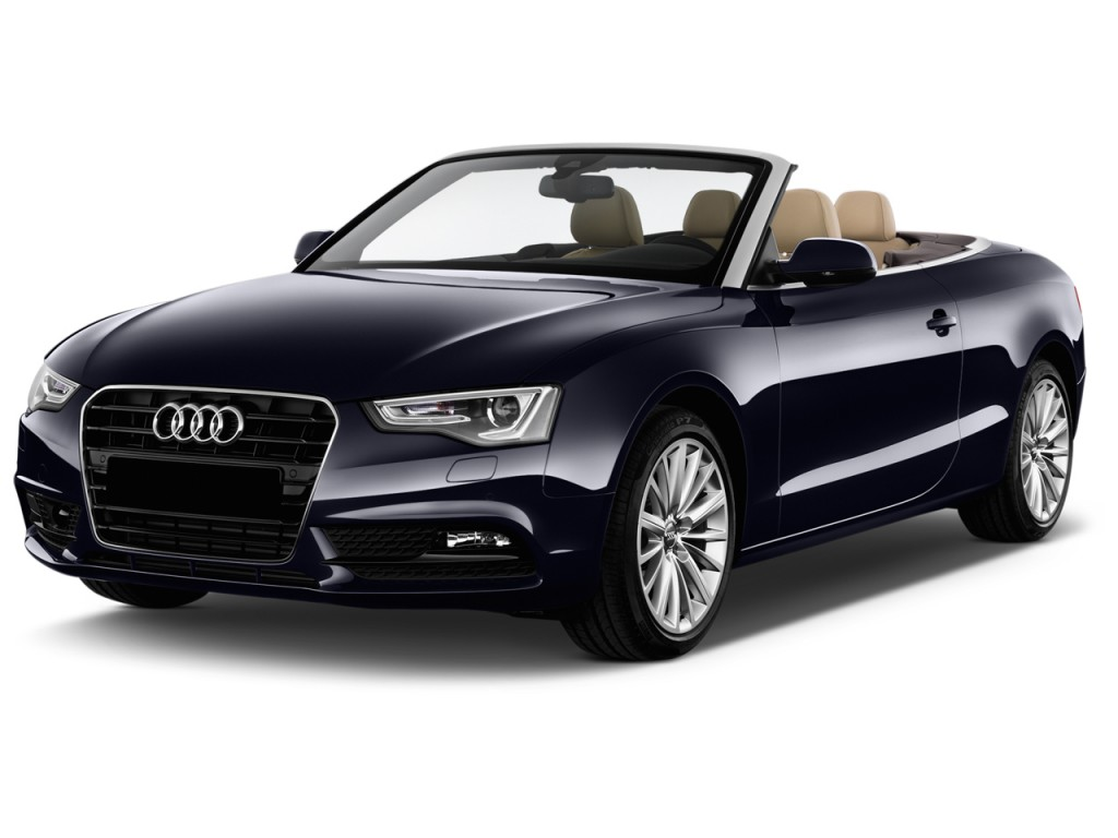 image 2016 audi a5 2 door cabriolet auto quattro 2 0t premium plus angular front exterior view. Black Bedroom Furniture Sets. Home Design Ideas