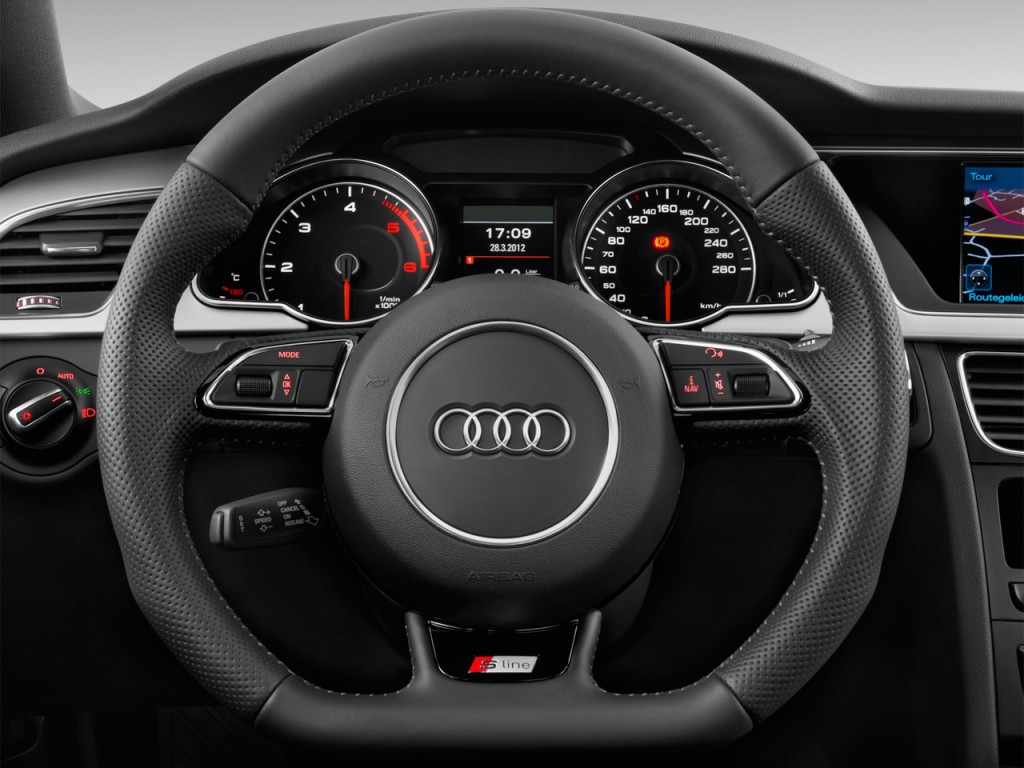 image 2016 audi a5 2 door coupe auto quattro 2 0t premium steering wheel size 1024 x 768. Black Bedroom Furniture Sets. Home Design Ideas