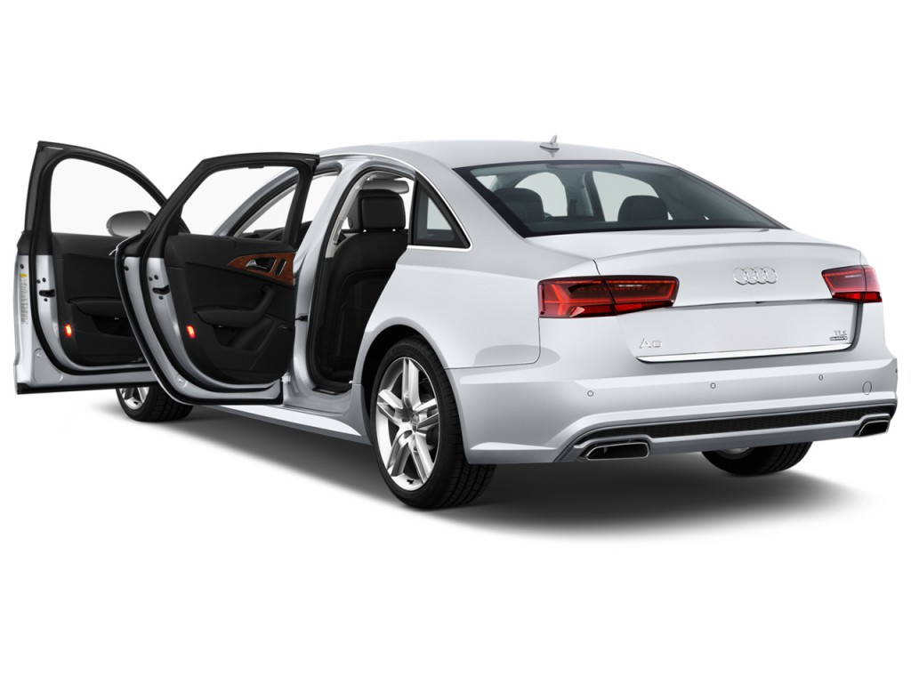 Image: 2016 Audi A6 4-door Sedan quattro 3.0L TDI Prestige Open Doors, size: 1024 x 768, type ...