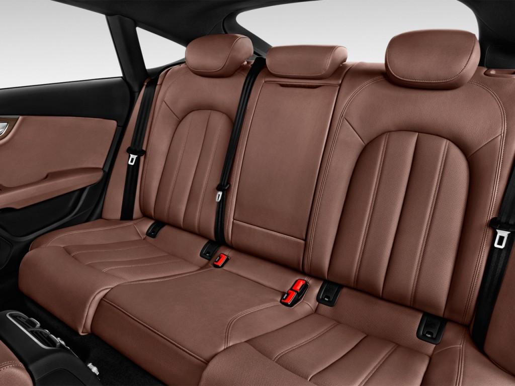 image 2016 audi a7 4 door hb quattro 3 0 tdi premium plus rear seats size 1024 x 768 type. Black Bedroom Furniture Sets. Home Design Ideas