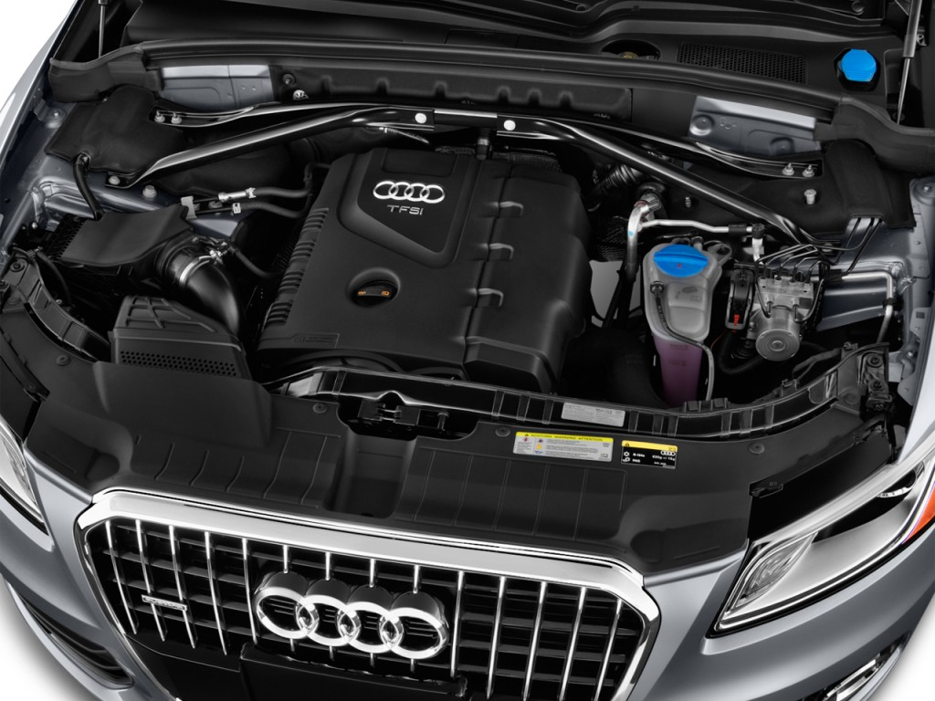 Image: 2016 Audi Q5 quattro 4-door 2.0T Premium Engine ...