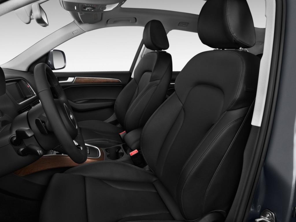 Image: 2016 Audi Q5 quattro 4-door 2.0T Premium Front ...