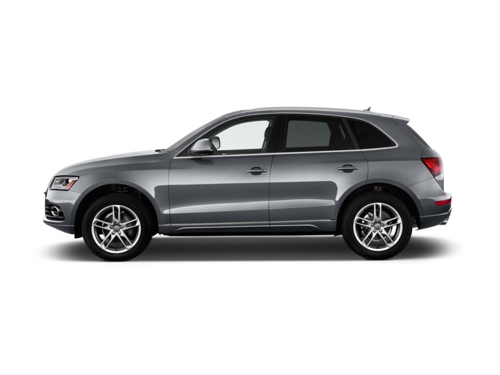 Image: 2016 Audi Q5 quattro 4-door 2.0T Premium Side Exterior View, size: 1024 x 768, type: gif ...