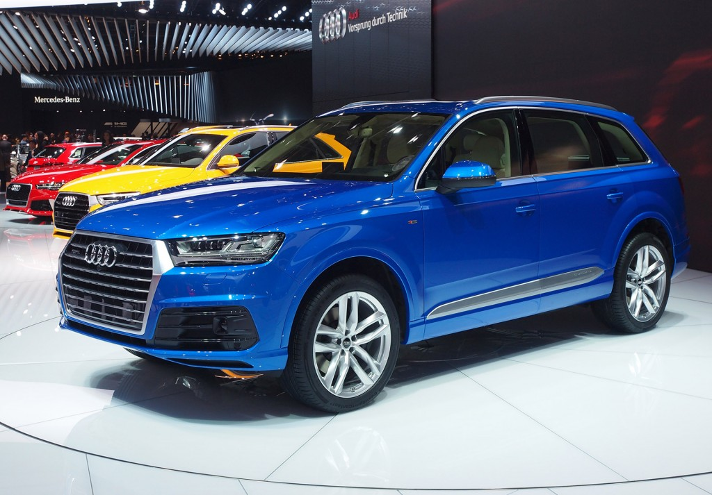 2016 audi q7 revealed at 2015 detroit auto show live photos video asfbconference2016 Choice Image