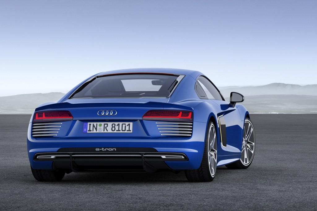 2017 Audi R8 e-tron