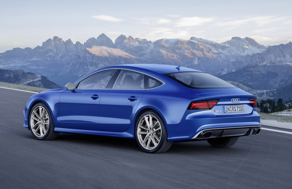 2016 Audi RS 7 Performance