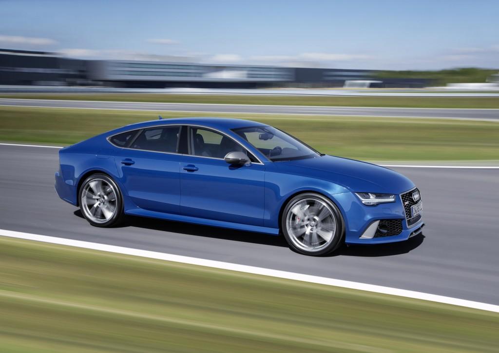 2016 Audi Rs 7 Performance