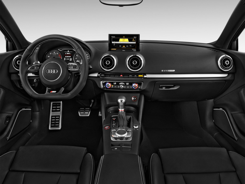 image 2016 audi s3 4 door sedan quattro 2 0t premium plus. Black Bedroom Furniture Sets. Home Design Ideas