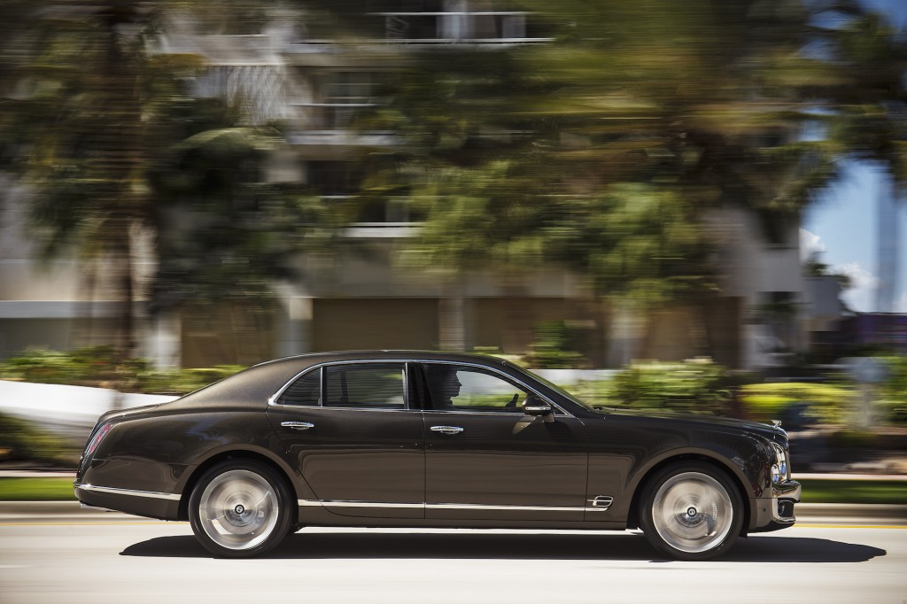 2016 Bentley Mulsanne Review, Ratings, Specs, Prices, and Photos ...