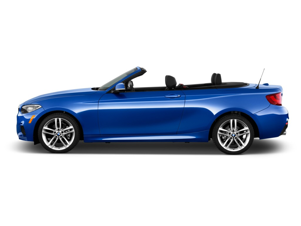 image 2016 bmw 2 series 2 door convertible m235i rwd side exterior view size 1024 x 768 type. Black Bedroom Furniture Sets. Home Design Ideas