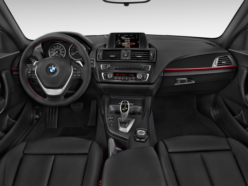 Image 2016 Bmw 2 Series 2 Door Coupe 228i Rwd Dashboard