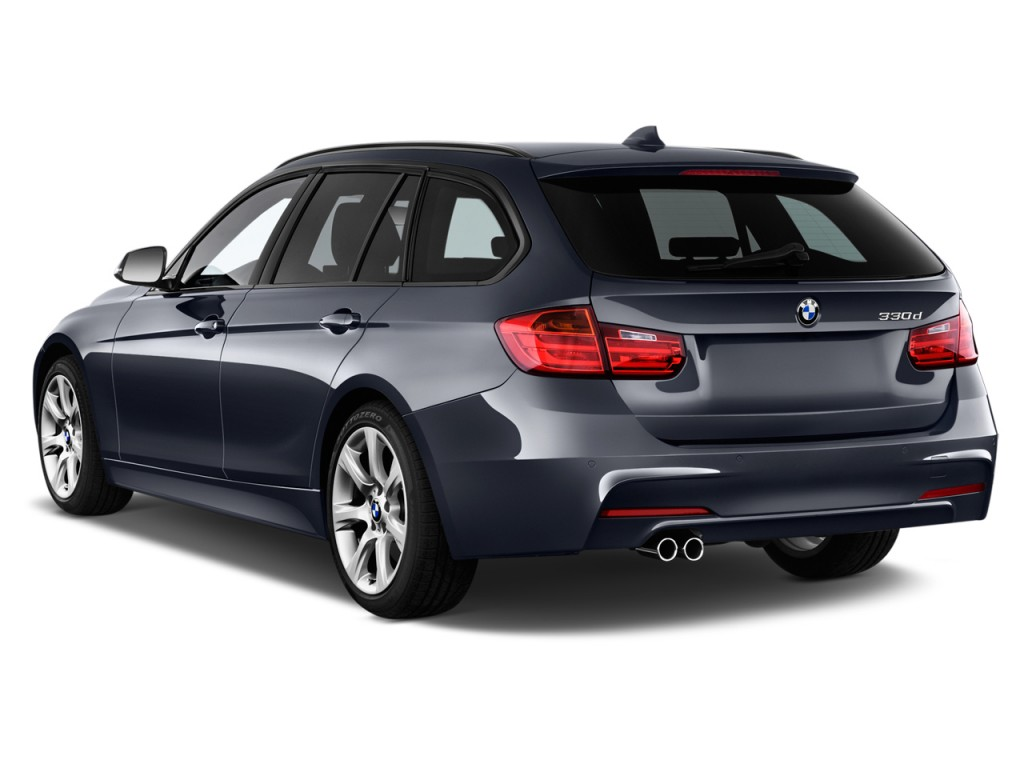 image 2016 bmw 3 series 4 door sports wagon 328d xdrive awd angular rear exterior view size. Black Bedroom Furniture Sets. Home Design Ideas