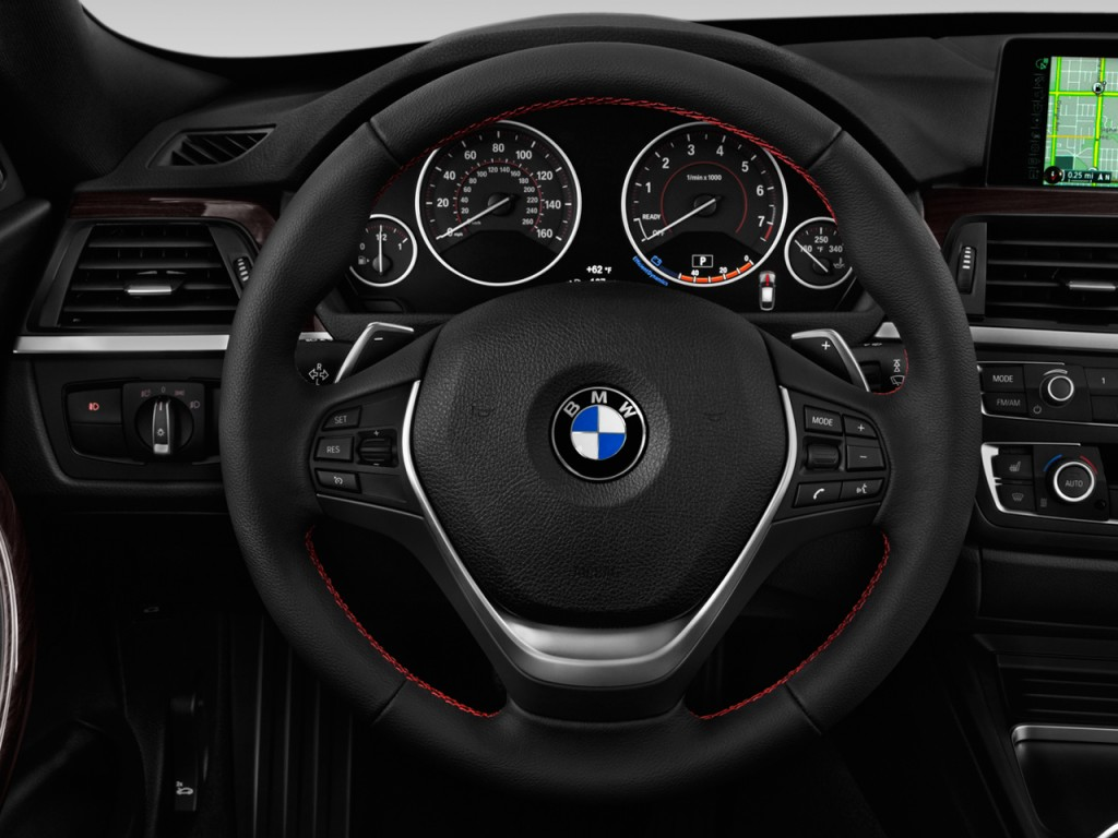 Image 2016 Bmw 3 Series Gran Turismo 5dr 328i Xdrive Gran Turismo Awd Sulev Steering Wheel