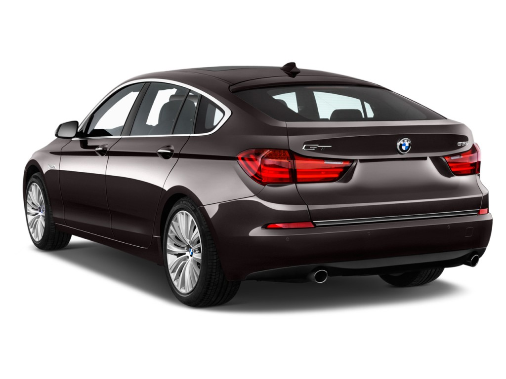 Image 2016 Bmw 5 Series 4 Door Sedan 535i Rwd Angular Rear Exterior View Size 1024 X 768