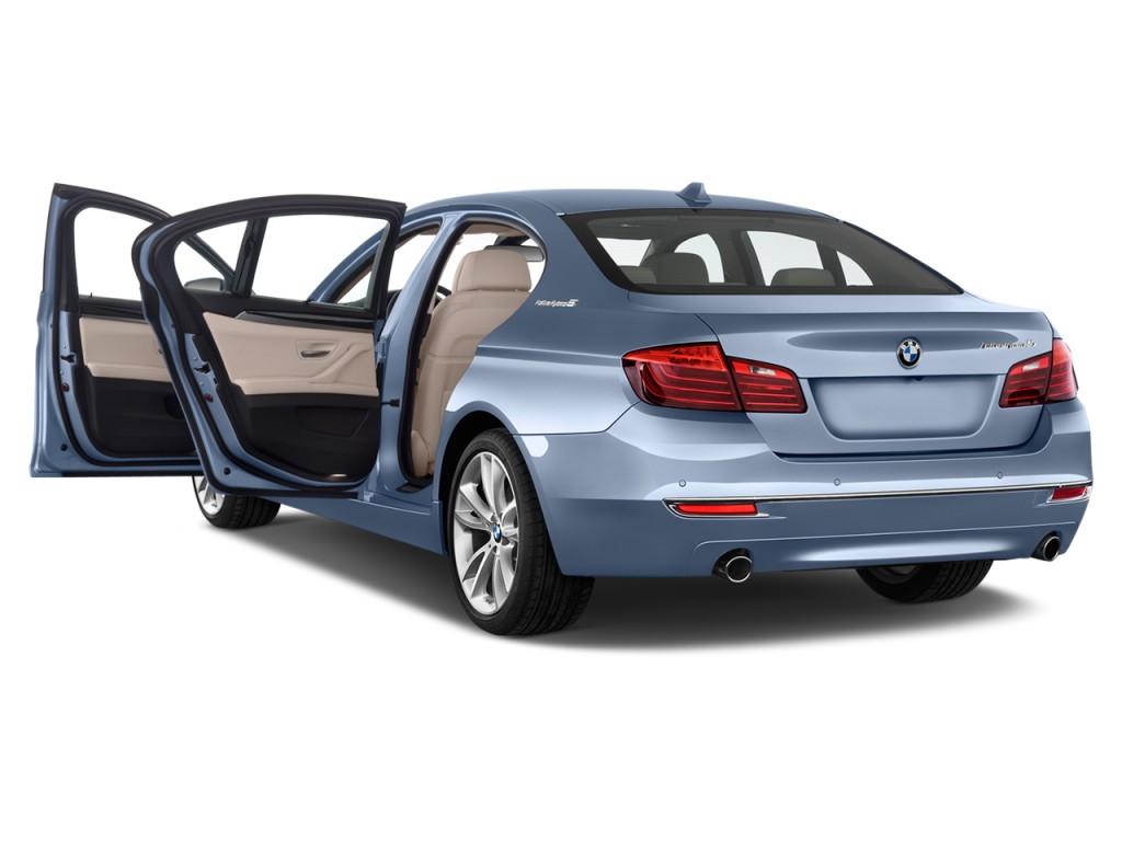 Image: 2016 BMW 5-Series 4-door Sedan ActiveHybrid 5 RWD ...