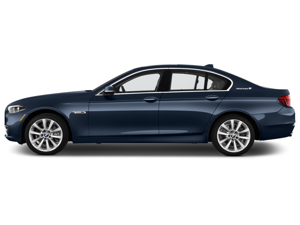 Image: 2016 BMW 5-Series 4-door Sedan ActiveHybrid 5 RWD ...