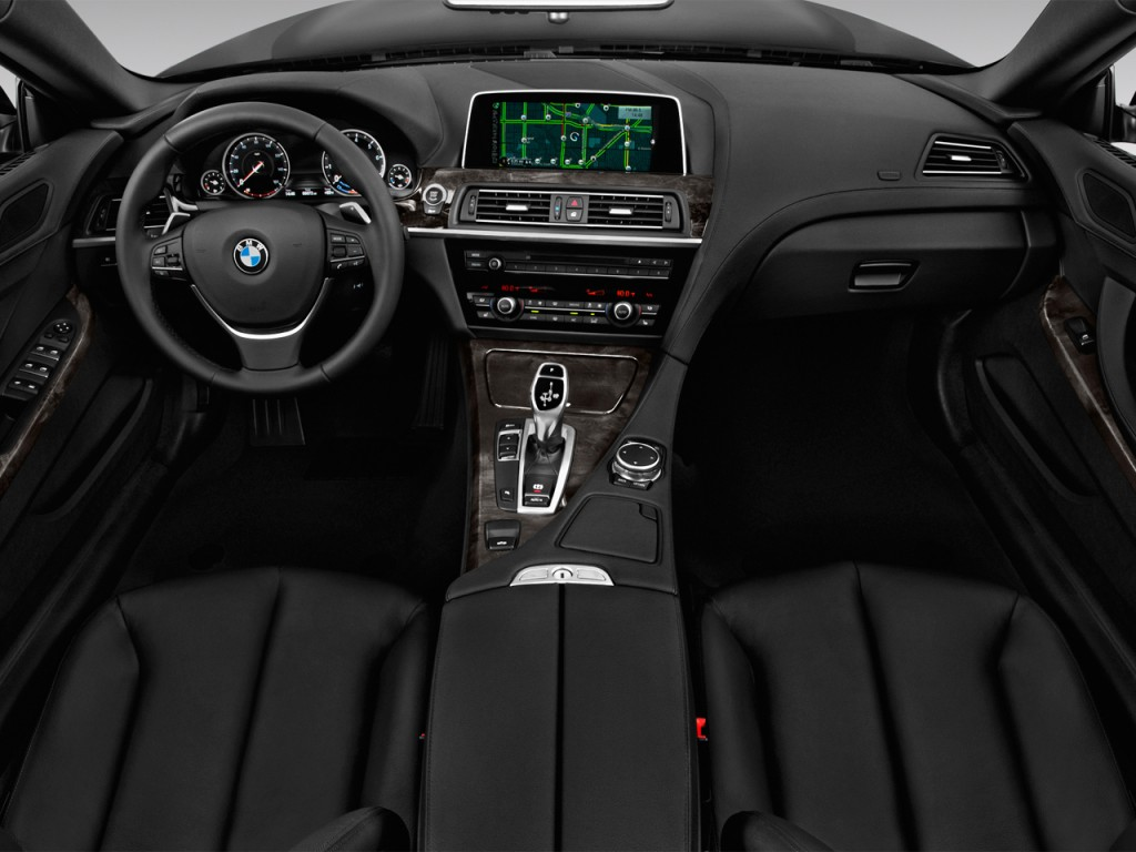 Image: 2016 BMW 6-Series 2-door Convertible 640i RWD ...