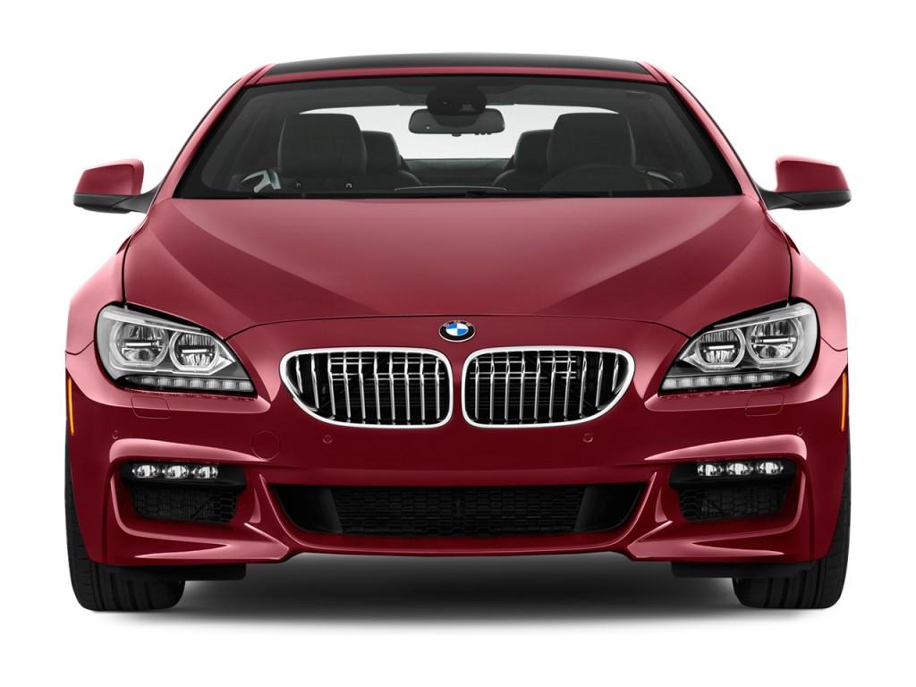 Image 2016 Bmw 6 Series 2 Door Coupe 650i Rwd Front