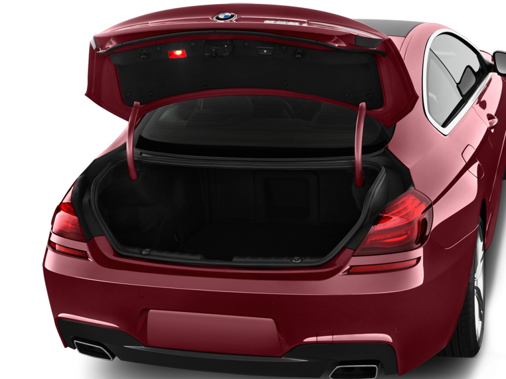 Image 2016 Bmw 6 Series 2 Door Coupe 650i Rwd Trunk Size 1024 X 768 Type Gif Posted On