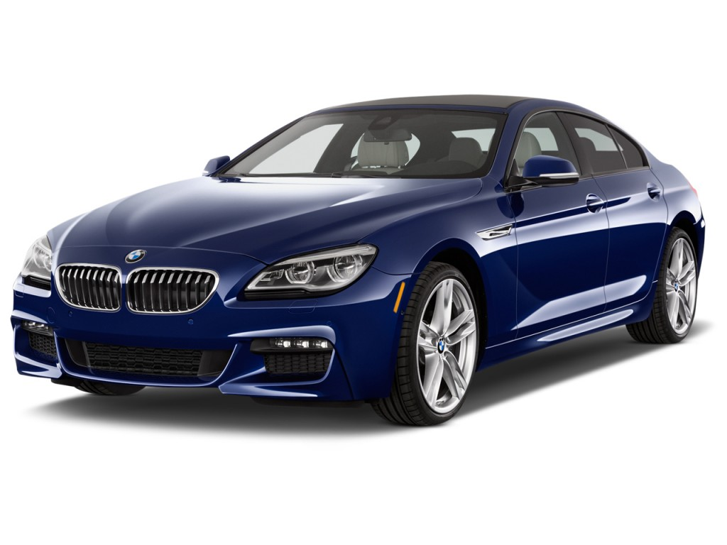Image 2016 Bmw 6 Series 4 Door Sedan 640i Rwd Gran Coupe Angular Front Exterior View Size