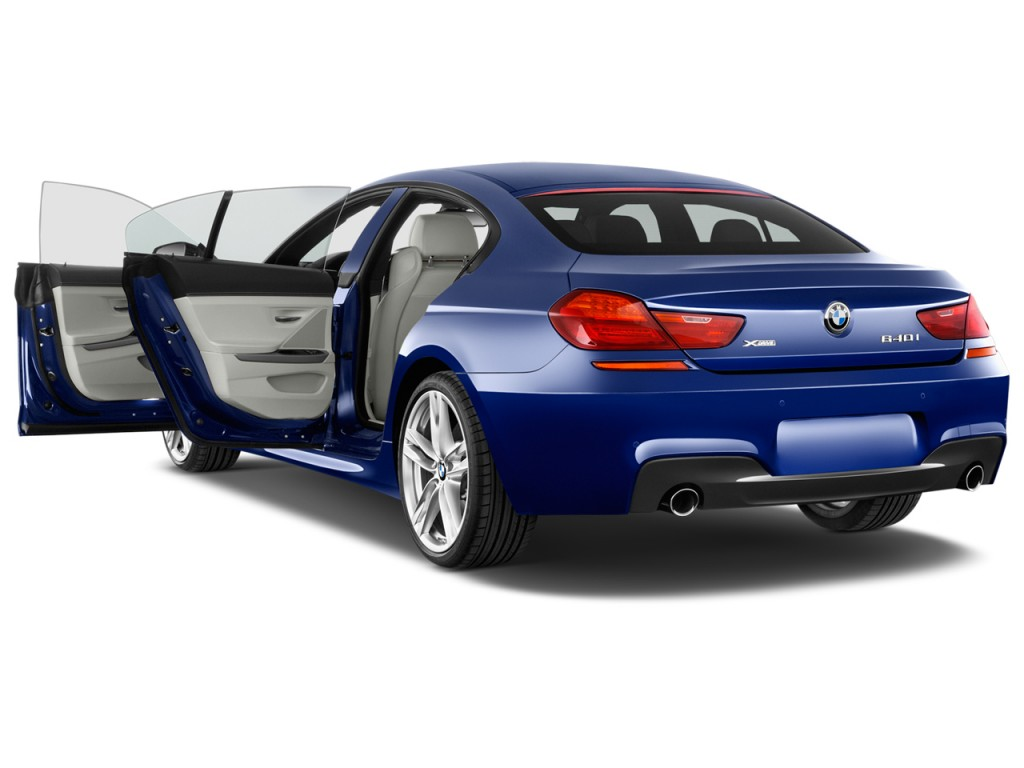 Image 2016 Bmw 6 Series 4 Door Sedan 640i Rwd Gran Coupe