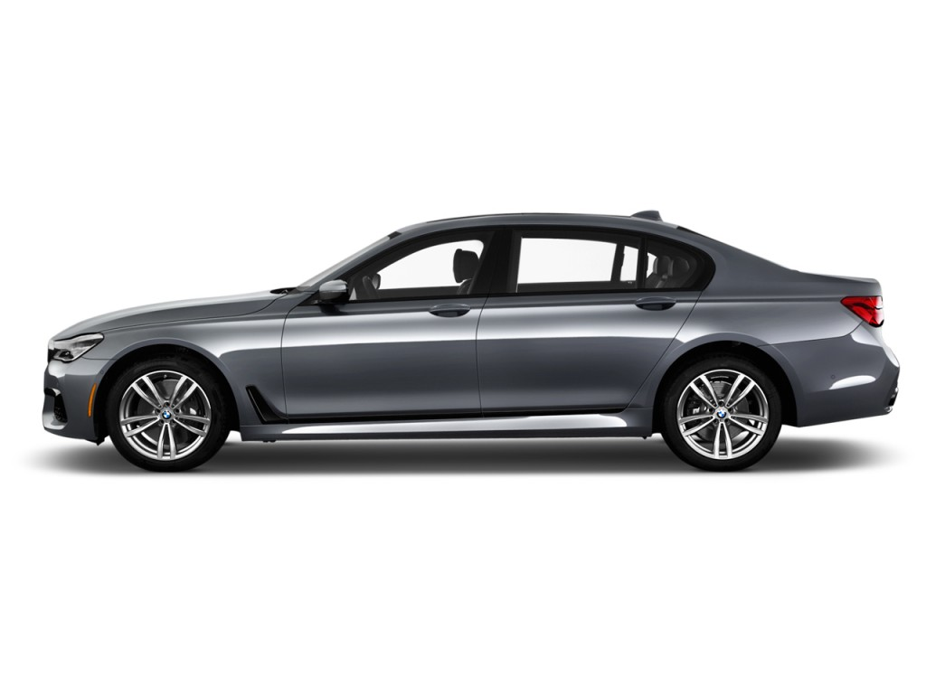 Image 2016 Bmw 7 Series 4 Door Sedan 750i Rwd Side