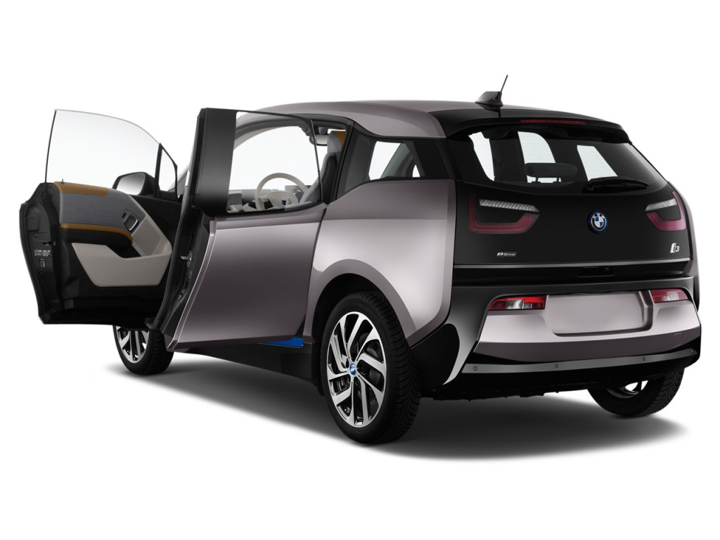 image 2016 bmw i3 4 door hb open doors size 1024 x 768 type gif posted on january 4 2016. Black Bedroom Furniture Sets. Home Design Ideas
