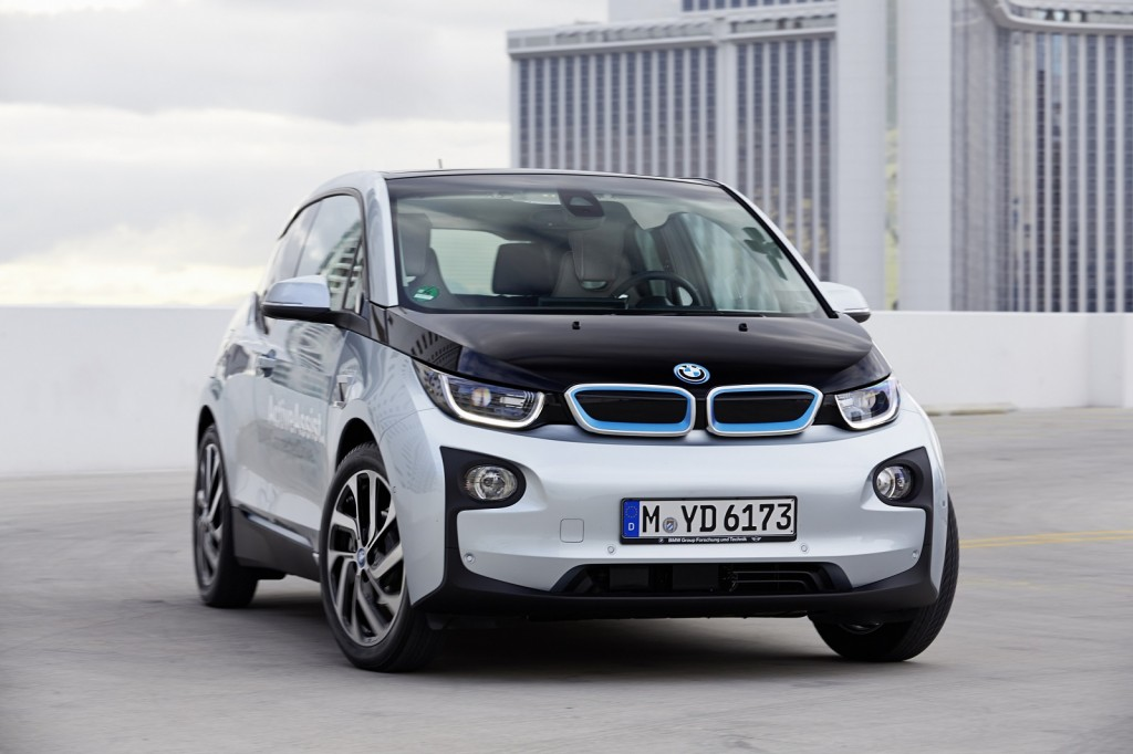 2016 Bmw I3 Review Ratings Specs Prices And Photos The Car Connection